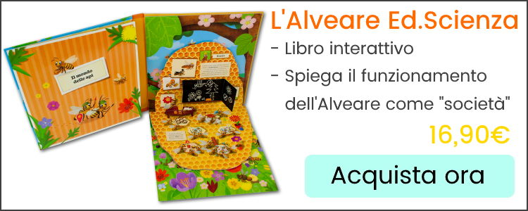 banner l'alveare editoriale scienza