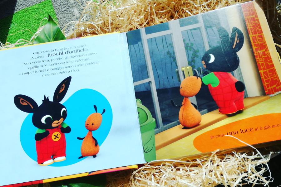 bing libri in italiano per bambini