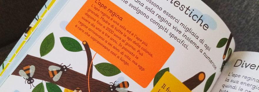 libri sulle api per bambini