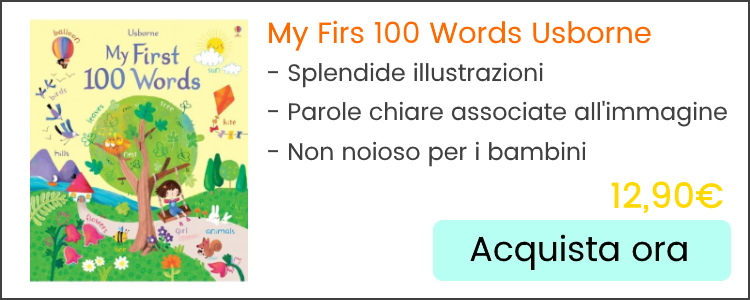 my first 100 words usborne