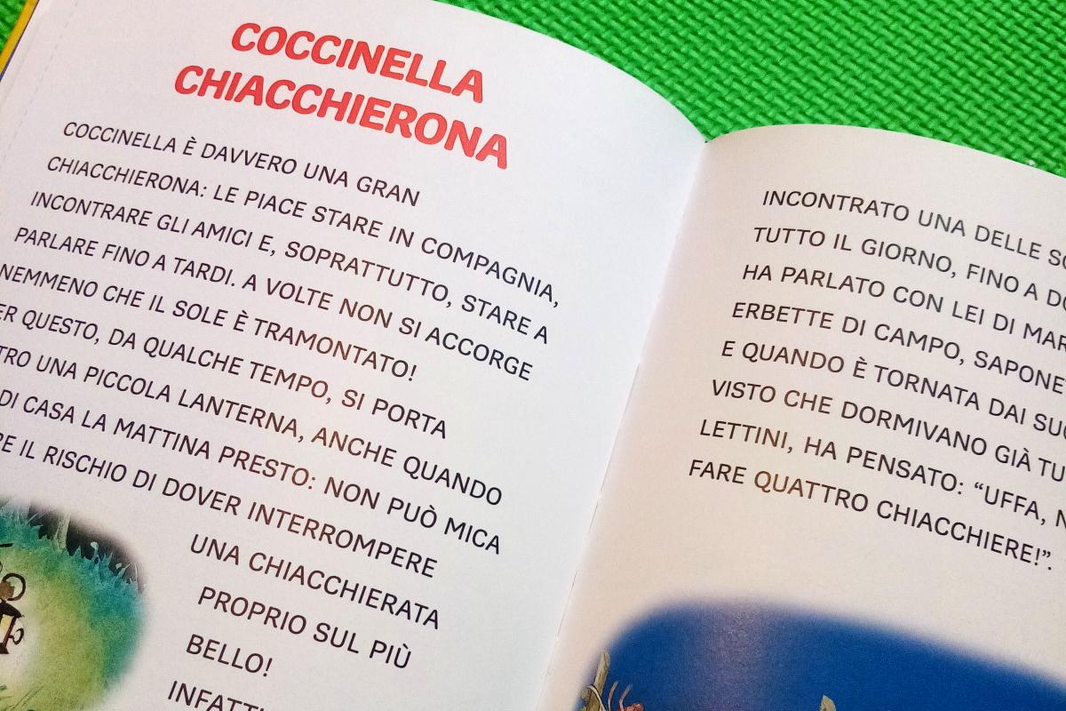 libri in stampatello maiuscolo per bambini