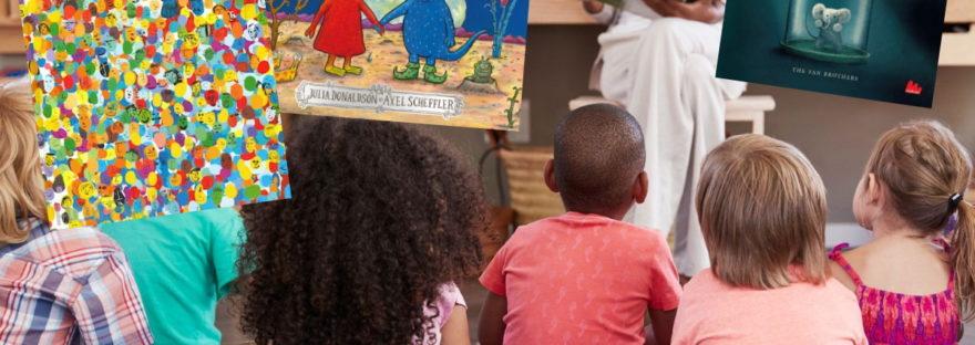 libri per bambini sulla diversità
