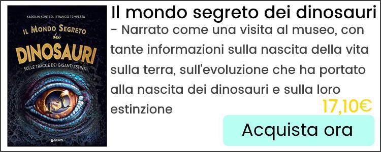 banner il mondo segreto dei dinosauri