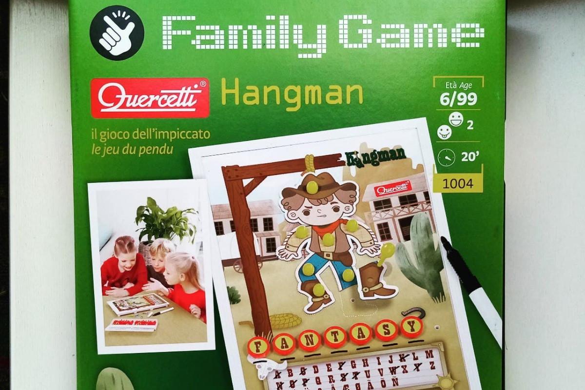 hangman quercetti