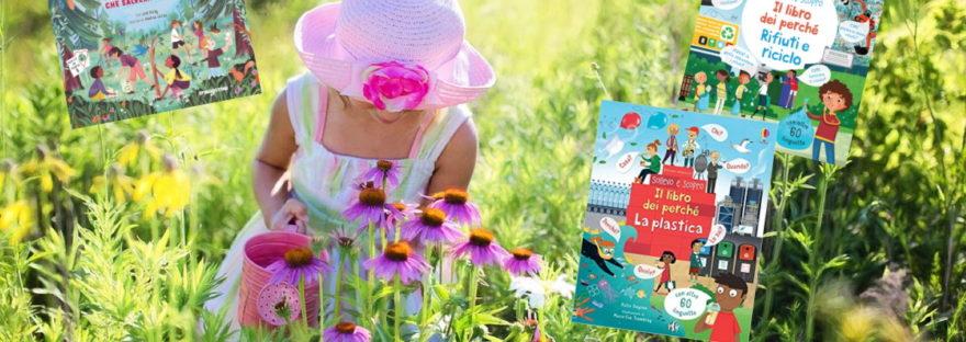 libri per bambini sul rispetto dell'ambiente