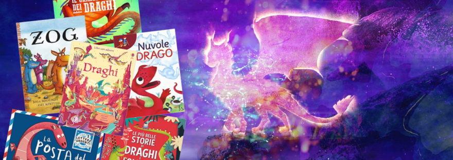 libri per bambini sui draghi