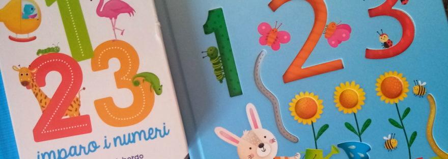 libri sui numeri per bambini